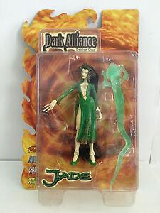 Art-Asylum-Chaos-Comics-DARK-ALLIANCE-JADE-Series-1-Figure-2001-Unopened