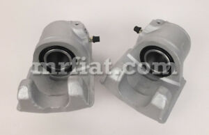 Fiat-124-Coupe-Spider-Front-Brake-Calipers-Set-New