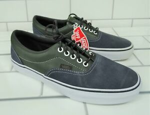0c14889b58436e Image is loading Vans-Era-Skate-Shoes-Suede-amp-Leather-Parisian-