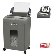 Office Paper Shredder Commercial Heavy Duty Micro Cut Auto Feed Credit Cards