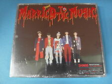 SHINee - MARRIED TO THE MUSIC [ODD REPACKAGE] CD W/ PHOTO CARD K-POP