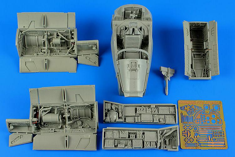 Aires 2200 - 1 3 A-7E Corsair Ii-Erly Dateil Set F.Trumpe - ny