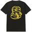 Cobra-Kai-Karate-Kid-80s-Classic-Movie-Vintage-Distressed-No-Mercy-Black-T-shirt thumbnail 1