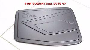 MATT-BLACK-TANK-OIL-CAP-COVER-TRIM-SPORTS-NEW-SUZUKI-CIAZ-2016-17