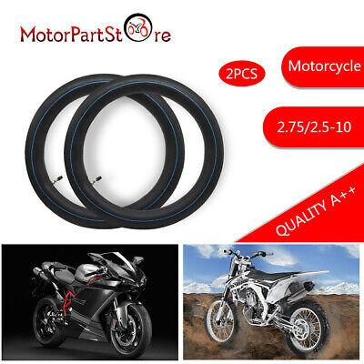 250//275 X 10 Inner Tube for Honda Xr50 Crf50 Pw50 Crf Xr 50 Motorcycle 2.50 2.75 Pit Bike
