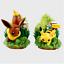 Anime Pokemon Figure Toy Eevee Pikachu PVC Action Figure Figurine Toy Gift