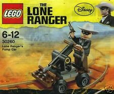 LEGO 30260 Disney LONE RANGER s PUMP CAR