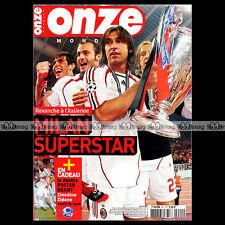 ONZE MONDIAL N°221 CARRIERE VAN NISTELROOY PEREIRA NEVES BUNDESLIGA FC METZ 2007