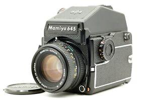 N-Nuovo-di-zecca-Mamiya-M645-1000S-con-Sekor-C-80mm-f-2-8-N-AE-Finder-A-PRISMA-dal-Giappone