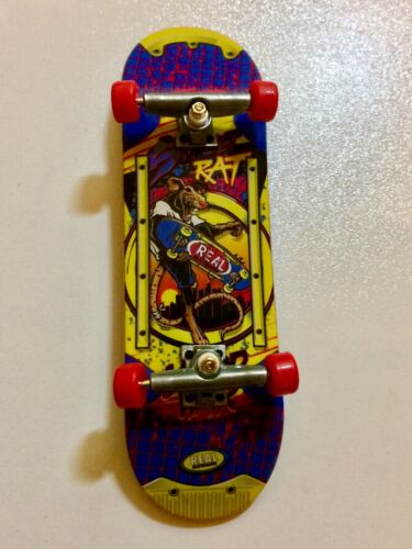 Genuine Official Tech Deck 96mm VAUGHN DGK 11 Fingerboard SkateBoard Deck