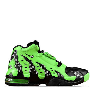 hot sale online cceee c60b6 Details about 2018 Nike Air DT Max 96 Rage Green Deion Sanders size 11.5.  AQ5100-300 jordan