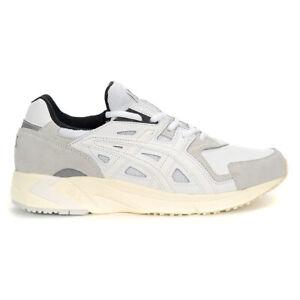 ASICS Men's GEL-DS Trainer OG White/White Shoes 1191A078.100 NEW