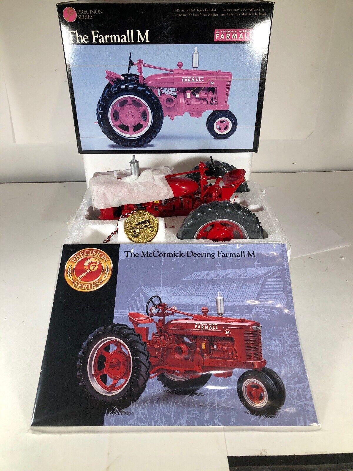 precios razonables Nuevo Ertl Escala Escala Escala 1 16 de precisión Tractor Farmall M Juguete de Granja-nos  Entrega rápida y envío gratis en todos los pedidos.