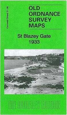 OLD ORDNANCE SURVEY MAP DAISY NOOK /& LIMEHURST 1933 ASHTON UNDER LYNE SMALLSHAW