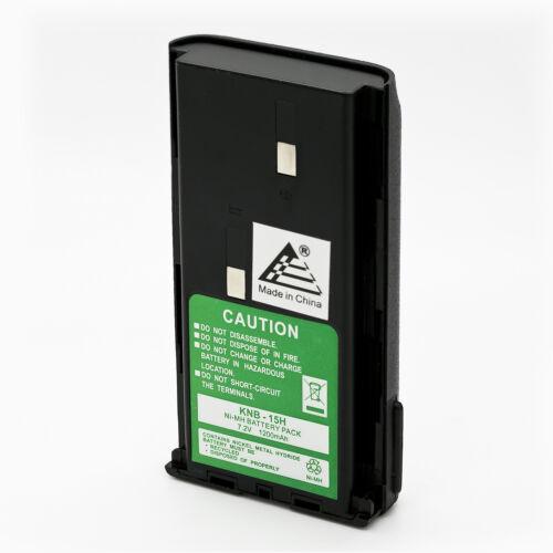 1200mAh KNB-14A KNB-15A Battery for KENWOOD TK270G TK370G TK272G TK372G TK278G
