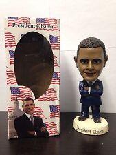President Barack Obama Bobblehead Doll Statue Figure - New in Box!