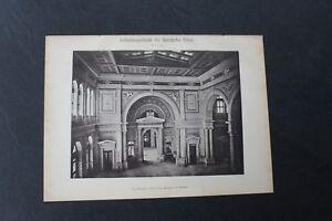 1890 a 1 /  Triest Bahnhof