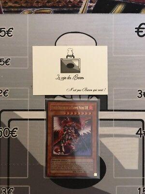 Yu-Gi-Oh horus dragon de la flamme noir lv8 sod-fr008 ultra rare 1st