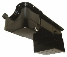 STEEL 1979-93 FORD MUSTANG SB 302 5.0 RACING OIL PAN 7QT - BLACK