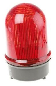 Werma-Steady-Beacon-Red-280-100-68-Surface-Mount