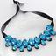 Fashion-Elegant-Women-Rhinestone-Crystal-Choker-Bib-Statement-Pendant-Necklace thumbnail 28
