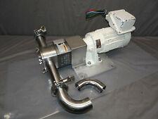 Unibloc Gp 275 Flowtech Food Pump Sm Cyclo 3 230v 159 Rpm 11 Ratio 12hp Motor