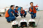 98's China PLA Air Force Pilot Combat Life-saving Vest,BX-1B Type,New