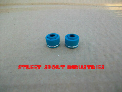 "Yamaha YFM80 YFM 80 Badger /""1992-2001/"" VITON Valve Seals Set of 2 NEW!!"