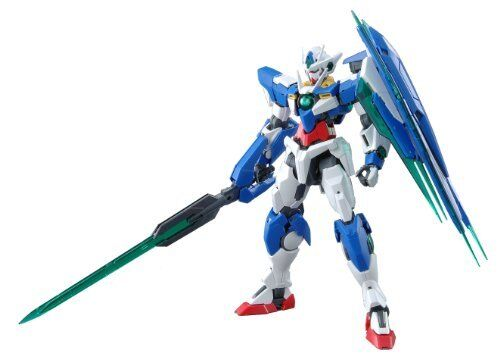 Nuovo Bandai MG 1 100 Gnt-0000 Oo Qan[T] Modello Plastica Kit Gundam 00 Film F