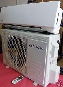 12000 Btu Ductless Mini Split Air Conditioner Heat Pump