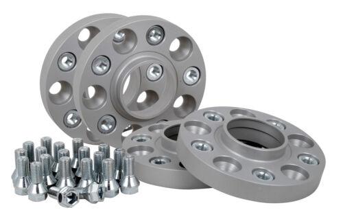 4x20mm Sección Separadores de ruedas 09//2014 - 40mm Mercedes-Benz Clase C T-Model s205