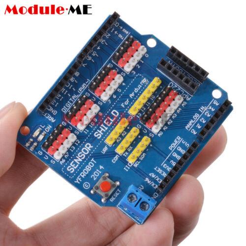 V5 Sensor Shield Expansion Board Shield For Arduino UNO R3 V5.0 Electric Module