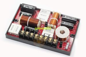 1pcs Speaker Frequency Divider Crossover Filter 3-way frequency 4ohm 120W-150W