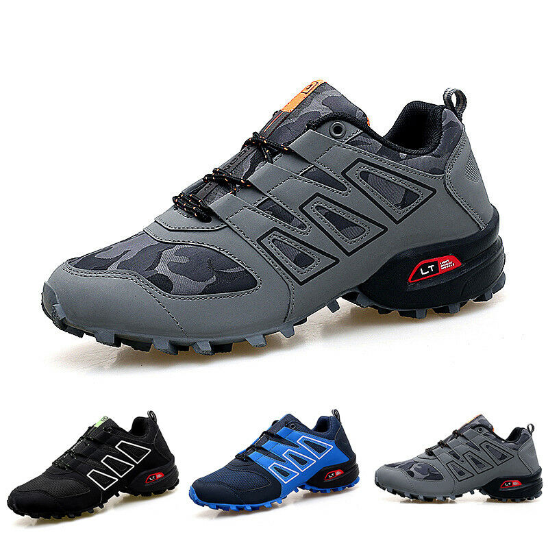 Men's Outdoor Snow Hiking Shoes Sports Trainers Sneake Athletic Running Sports Shoes Sneakers 5c97f4