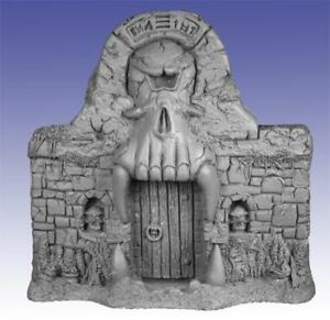 Roleplay-Scenery-D-amp-D-Warhammer-Heroquest-25mm-Cyclops-Gate