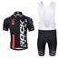 Alta qualità –Rock racing– divisa bici Cyclling set Completo ciclismo estivo