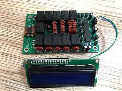 Automatic Antenna Tuner 7x7 PCB ATU-100 mini by N7DDC PIC 16F1938