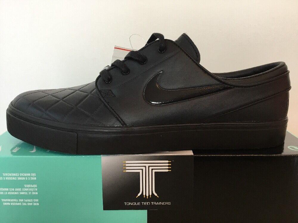 Nike Zoom Stefan Janoski Elite SBxFB ~ ~ ~ 833600 006 ~ U.K. 928a33