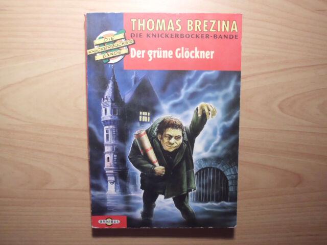 Buch - Thomas Brezina - Die Knickerbocker-Bande - Der grüne Glöckner