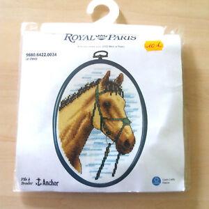 kit canevas - un cheval - ROYAL PARIS - made in France JtnTuGlH-08063903-688127009