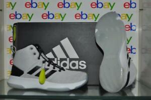 d56ca5574ecec Details about adidas Neo Men's CF Executor Mid Basketball Shoes BC0022 Size  7 Gray NIB