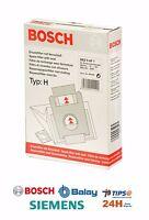 BOLSAS ASPIRADOR BOSCH TYP: H 00460468 460468 BBZ6AF1 (7 BOLSAS PAPEL + 1 MICRO