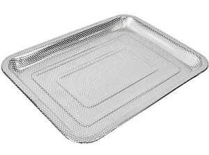 Edelstahl Grillplatte Für Gasgrill : Edelstahl grillblech grillplatte grill teller bratplatte bratpfanne