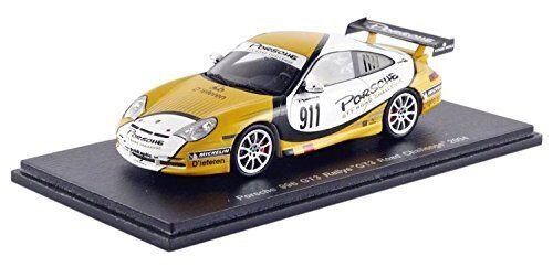 descuento de ventas en línea Porsche 996 Gt3    911  GT3 ROAD CHALLENGE  2004 1 43 Model SPARK MODEL  lo último