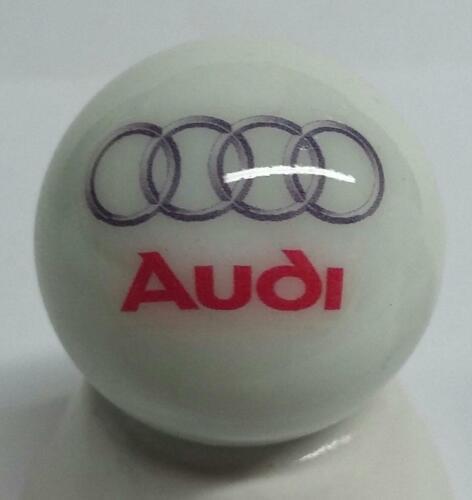 "Very Nice Audi 1/"" Glass Marble"