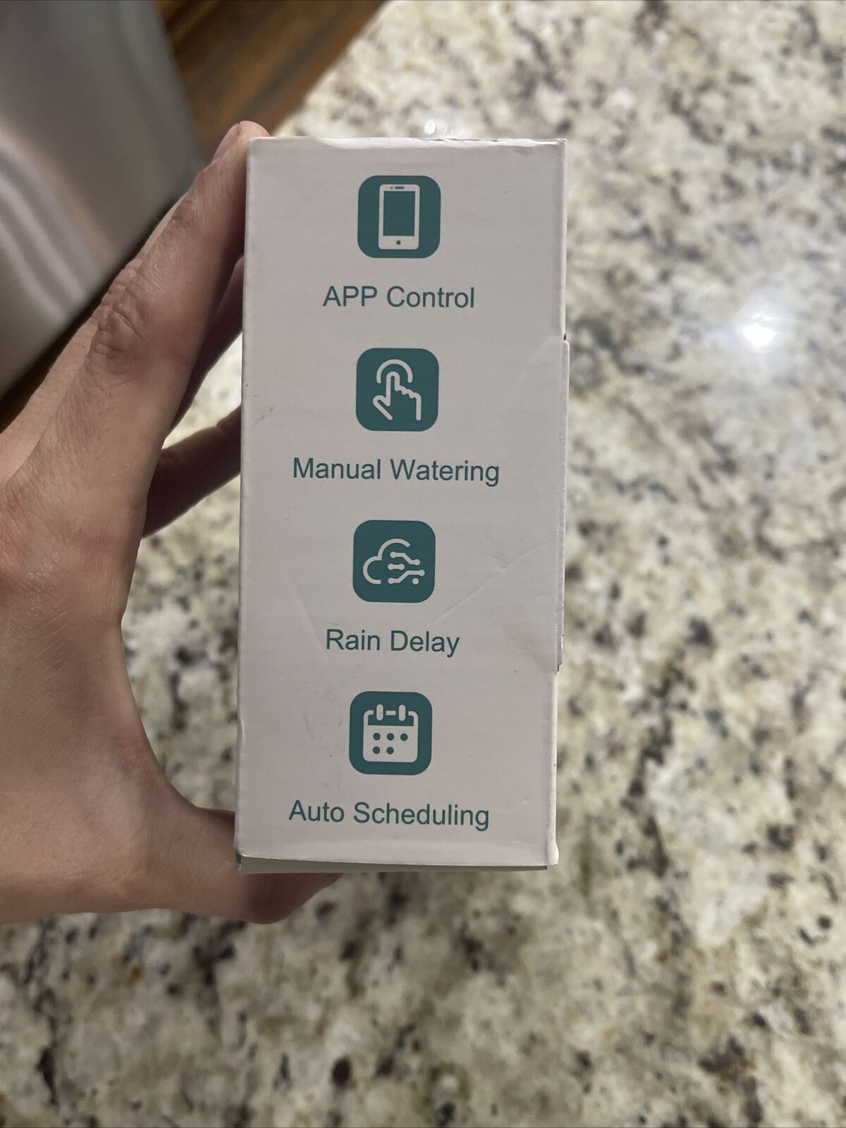IRRIGOLD WiFi Water Timer, Smart Sprinkler Timer Works with Alexa and Google