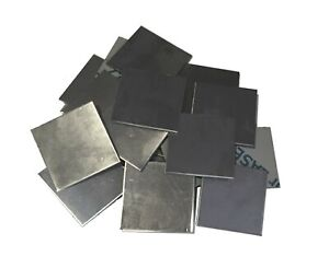 """.060 30pc 304 Stainless Steel 1.25/"""" x 1.25/"""" 16ga Square Sheet Plate Welding"""