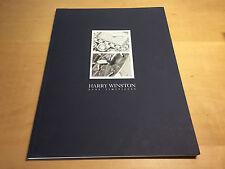 Catalogue Catálogo HARRY WINSTON - Rare Timepieces - Watches Montres Relojes