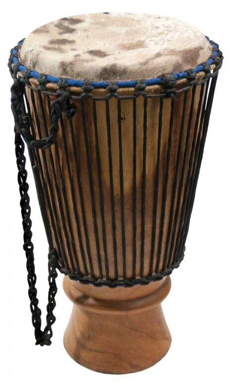 Bougarabou Hartholz Afrika 65 cm Kuhhaut Ø 32-34 cm Kelchtrommel Bass Drum
