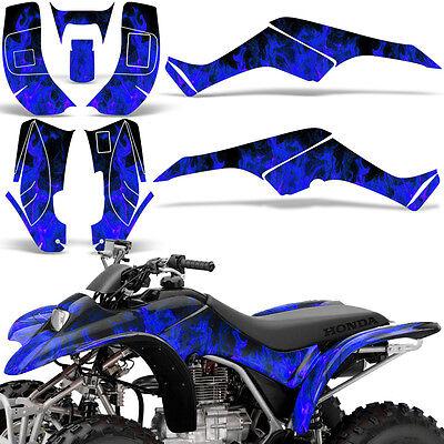 Graphic Kit Honda TRX300EX ATV Quad Decal Sticker Wrap TRX 300 EX 93-06 ICE YLLW